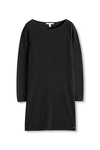 Esprit 096ee1e001, Robe Femme Noir (Black 001)