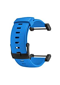 Suunto Zubehör CORE RUBBER STRAP, blau, One size, SS018818000