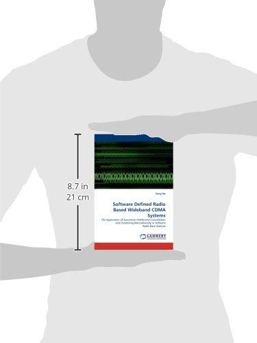 Software Defined Radio Based Wideband Cdma Systems