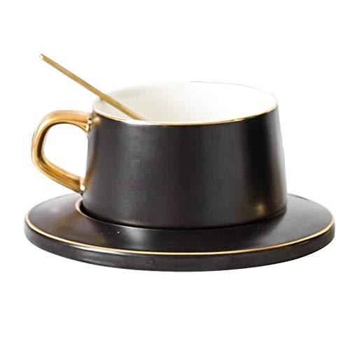 HYDWX Hochwertige Matt Phnom Penh Kaffeetasse Europäischen Kleinen Keramik Nachmittagstee Tasse Dish Set Home Einfache Blume Teetasse