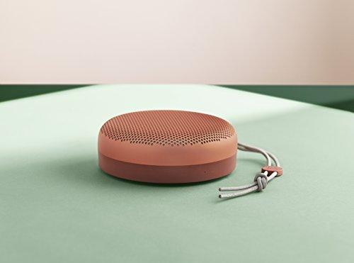 315irO1OpNL - [Euronics] B&O PLAY BeoPlay A1 Bluetooth Lautsprecher Tangerine Red für nur 149€ statt 188€