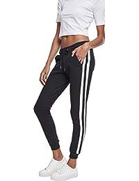 Suchergebnis auf Amazon.de für  Basic Jogginghose - Hosen   Damen ... 4e09c5397f