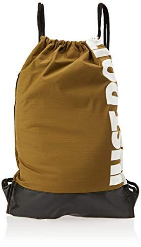 Nike Unisex-Erwachsene Nk Brsla Gmsk Turnbeutel, Mehrfarbig (Olive Flak/Black/WHI), Einheitsgröße