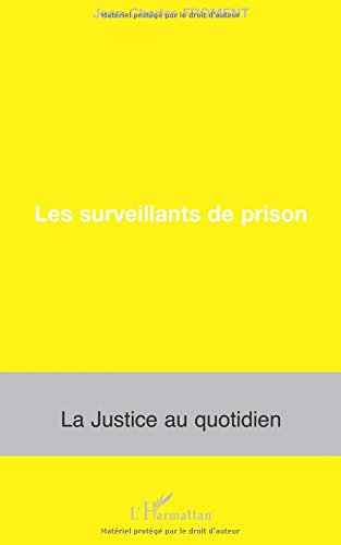 Les surveillants de prison