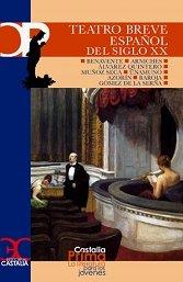 Teatro breve español del siglo XX (CASTALIA PRIMA. C/P.) por Francisco Corrales Fernández