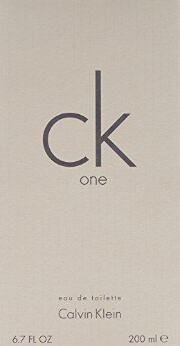 Calvin Klein CK One Agua de toilette   200 ml