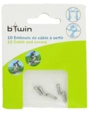 Btwin Cable End Covers