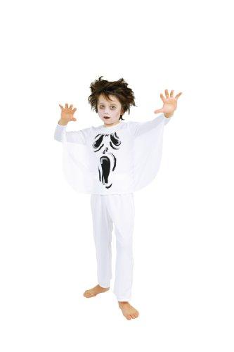 Kostüm Halloween Fantome - Cesar-C843-001-Kostüm-FANTOME