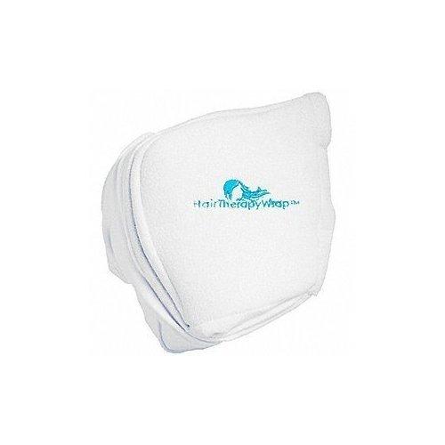 Hair Therapy Cordless Thermal Turban Heat Wrap - White by Hair Therapy (Hair Therapy Wrap)