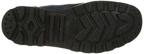Palladium  Pampa Hi, Hohe Sneakers  homme Bleu (Navy/black)