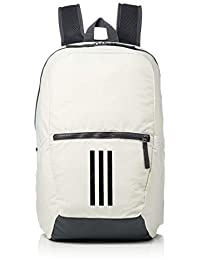 adidas Parkhood Bag Backpack, Unisex Adulto, (Raw White/Grey Six/Black
