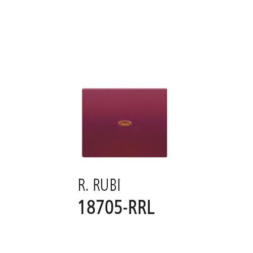 Bjc iris color - Tecla interruptor conmutador cruzamiento señal serie iris rojo...