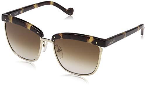 Liu Jo Damen LJ662S 215 54 Sonnenbrille, Tortoise,
