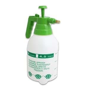 Home Ware unter Druck Pumpe Griff Garten oder Haus Pflanze Wasser Mister/Zerstäuber Spray bottle- 2Liter Kapazität
