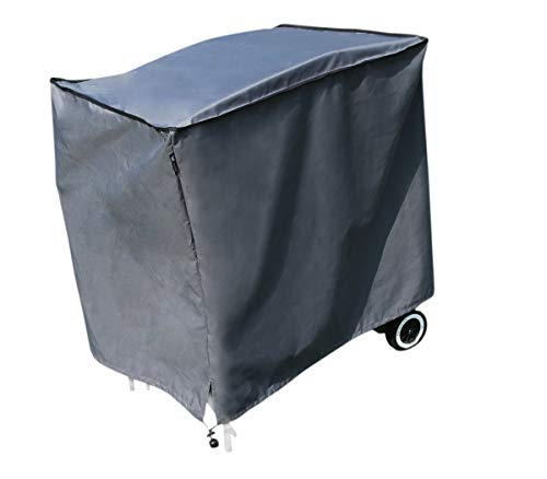 Sorara copertura protettiva barbecue grill, grigio, 88 x 63 x 83 cm