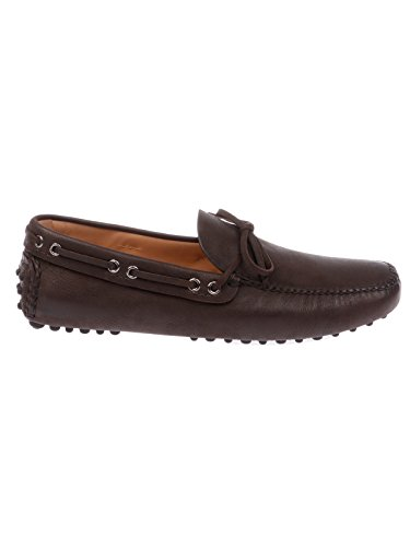 Car Shoe Mocasines Hombre - (kud006mimeticoscamosciato8) 44 Eu XdpHQeqAN