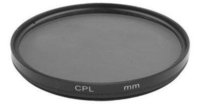 equipster POLfilter für Ihr Objektiv Nikon AF-S DX Nikkor 18-55mm f3.5-5.6 G VR