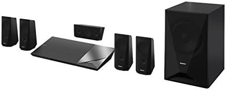 Sony BDV-N5200W Système Home Cinema Blu-ray 3D 5.1 canaux Noir