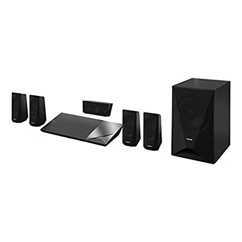 Sony BDV-N5200W 5.1 3D-DVD/Blu-ray Heimkinosystem (Bluetooth, WLAN, Smart TV, NFC)