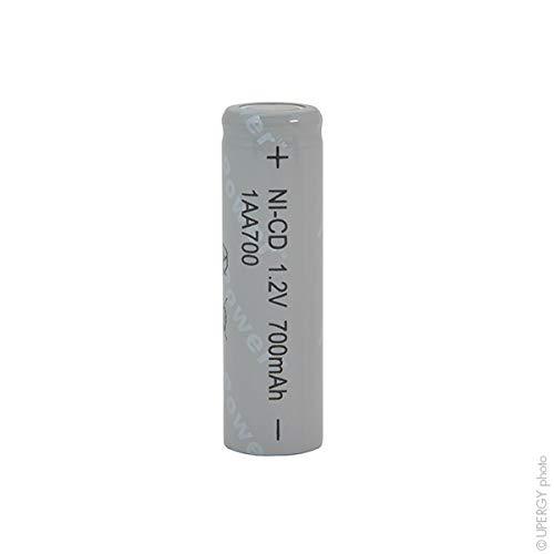 Yuasa - Accus NiCd AA 1AA700 1.2V 700mAh FT