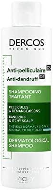 Vichy Anti-Forfora Shampoo Trattante Capelli Grassi 200 ml