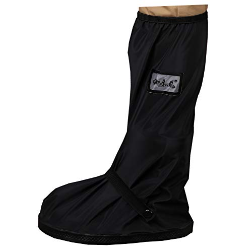 Overshoes Waterproof Shoe Cover, Reusable Waterproof Cycling Hiking Rain Shoe Covers Lightweight Anti-Slip Overshoes
