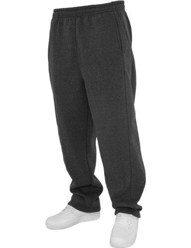 Urban Classics TB014B Herren Sporthose Sweatpants,Grau (charcoal),4XL