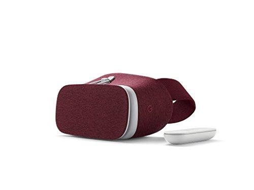 Google Daydream View - VR Headset (Crimson)