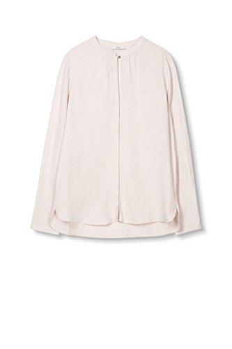 edc by ESPRIT Damen Bluse Rosa (Pastel Pink 695)