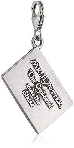 Harry Potter Clip-On Anhänger Hogwarts Acceptance Letter (Sterling Silber)