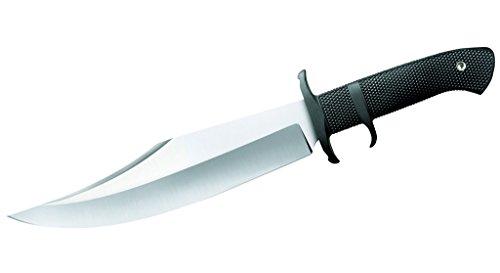 Cold Steel Bowie Marauder, rostfreier AUS 8A Stahl, 4,7mm, Kray-Ex-Griff, Kunststoffscheide mit Nylongürtelschlaufe (Cold Steel Bowie-messer)