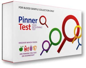 Lebensmittelunverträglichkeit Test Set | 200 Foods