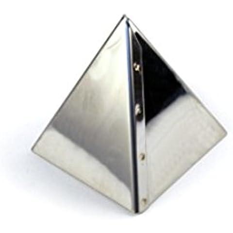 Molde pirámide 60x60 base 60 mm. alto