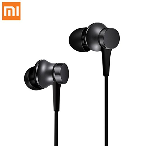 Xiaomi original Piston Auriculares In-Ear Fresh Versión Negro