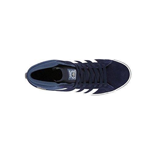 Adidas Americana Vin MID Schuhe Sneaker Turnschuhe Trainers Wildleder Blau