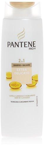 Shampoo Pantene 2 in 1 Delicato, 250 ml