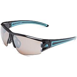 Adidas Eyewear Evil Eye Halfrim XS, Farbe Shiny black