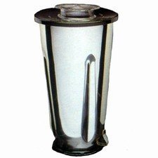 Stainless Steel Blender Jar and Lid for Oster & Osterizer by Factory Services