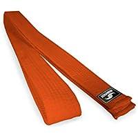 Dorawon Naranja cinturón en algodón Mixta niño, Unisex niños, Z50Z5Orange683Orange, Naranja, 200 cm