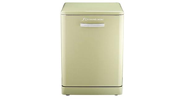 Retro Kühlschrank Lorenz : Geschirrspüler creme retro schaub lorenz retro kühlschrank media