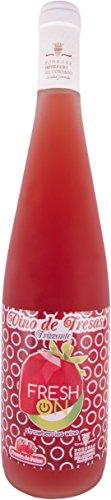 Fresh On -Vino De Fresa Frizzante - Privilegio Del Condado - 2 Botellas De 0,75l