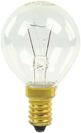 GE E14 Ampoule pour four, 40W, 300C