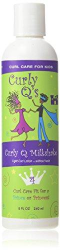 Curly Q Milkshake