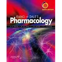 By Humphrey P. Rang MB MS MA DPhil FMedSci FRS Hon FB - Rang & Dale's Pharmacology: With STUDENT CONSULT Online Access: With Studentconsult Access (6)