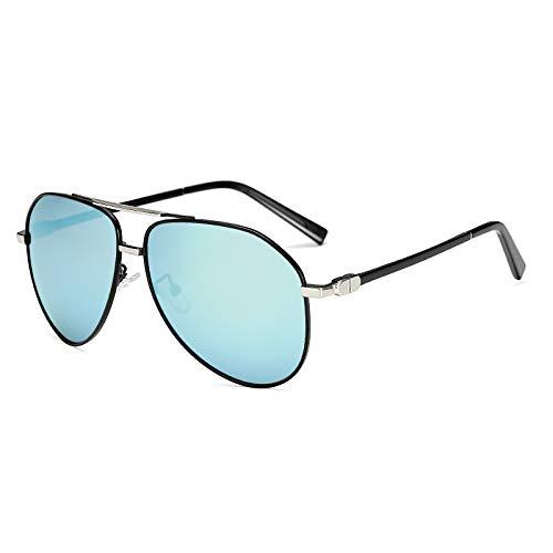 Yiph-Sunglass Sonnenbrillen Mode Trend-Farbfilm, der Sonnenbrillen mit UV-Schutzbrillen polarisiert, Sonnenbrillen für Männer. (Color : 3)