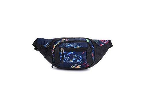 Mefly Elegante Borsa Al Petto Di Alta Qualità Sport Impermeabile In Nylon Leggero Tessuto C a