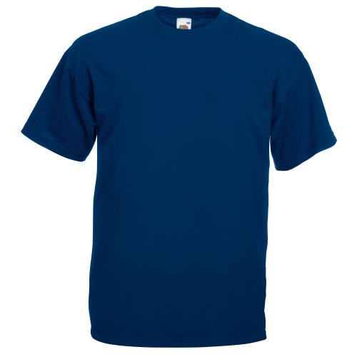 Fruit of the Loom Valueweight T - Farbe: Navy - Größe: 5XL
