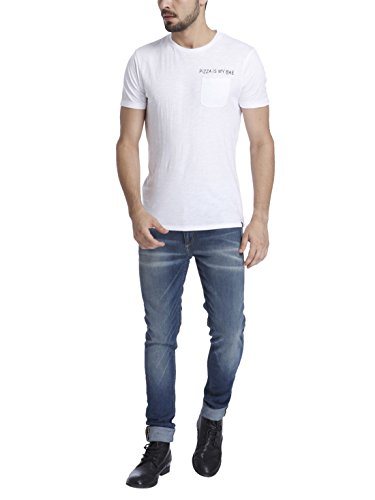 Jack & Jones Men Casual Slim Fit T-Shirt  available at amazon for Rs.397