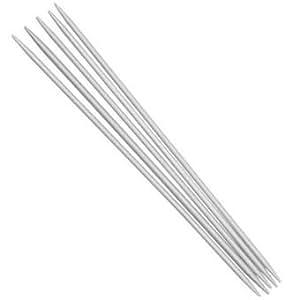 Aiguilles à tricoter/longueur 20 cm/épaisseur 3.0–lot de 5