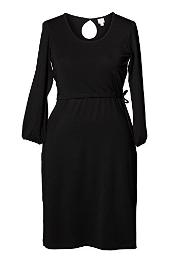 Boob 1537 Ginger - robe maternité allaitement, 2 coloris schwarz
